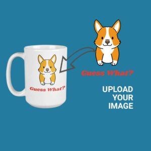 Coffee Mug custom design Hues Hive