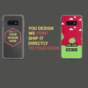 Samsung_10e custom design phone case by hues hive