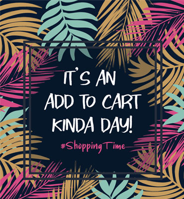 its_an_add_to_cart_kinda_day_Hues_Hive_Tote_Bag